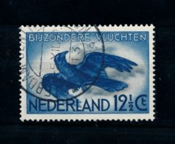 Nederland 1938 Luchtpost Bijzondere vluchten LP11 gestempeld