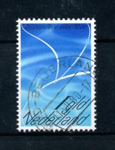 Nederland 1980 Luchtpost Bijzondere vluchten LP16 gestempeld