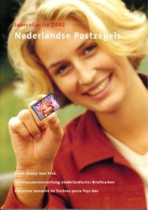 Nederland 2002 Jaarcollectie