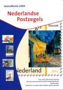Nederland 2003 Jaarcollectie