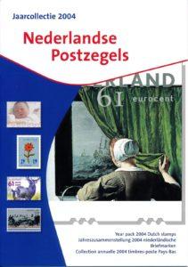 Nederland 2004 Jaarcollectie