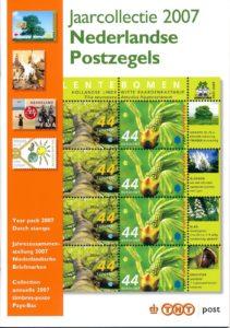 Nederland 2007 Jaarcollectie