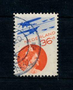 Nederland 1931 Luchtpost Fotomontage LP9 gestempeld