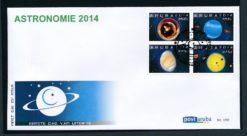 Aruba 2014 FDC Astronomie  E 198