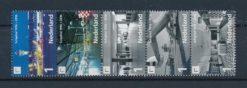 Nederland 2016 100 Jaar Schiphol NVPH 3447-51