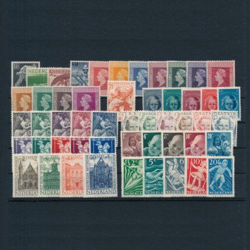 105070 Nederland postfrisse mini collectie