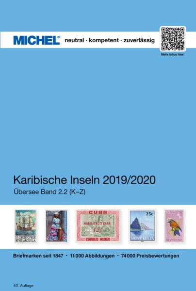 Michel_Overzee_deel_2-2_Caribische_eilanden_K-Z_2019-2020