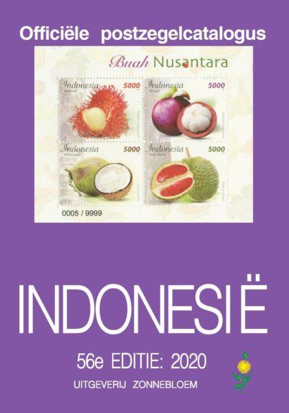 Zonnebloem_Indonesie_2020_catalogus