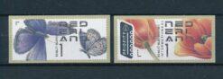 Nederland 2017 Automaatzegels NVPH 3501-3502