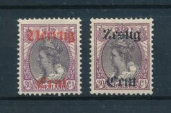 Nederland 1919 Hulpuitgifte NVPH 102-103 Ongebruikt