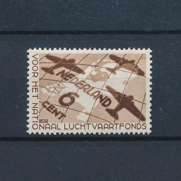 Nederland 1935 Luchtvaartfondszegel NVPH 278 Ongebruikt