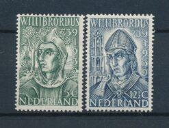 Nederland 1939 Willibrordus NVPH 323-324 Ongebruikt