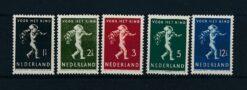 Nederland 1939 Kinderzegels NVPH 327-331 Ongebruikt