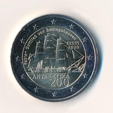 107577 Estland 2020 2 Euro