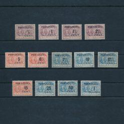 Nederland 1906-1910 Portzegel Overdruk NVPH P27 postfris
