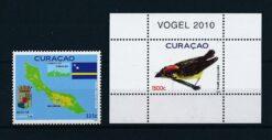 Curacao 2010 Complete jaargang  Postfris