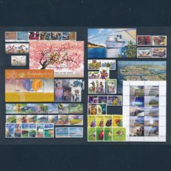 Curacao 2013 Complete jaargang  Postfris