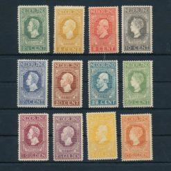 Nederland 1913 Jubileumzegels 100 jaar onafhankelijkheid NVPH 90-101 Ongebruikt
