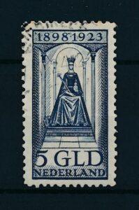 Nederland 1923 25 jaar Regeringsjubileum koningin Wilhelmina NVPH 131 Gestempeld