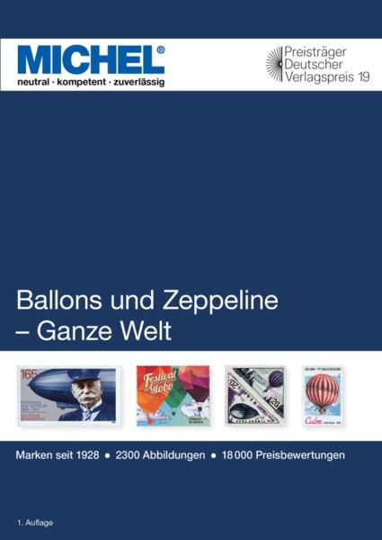 MICHEL Ballons-Zeppeline