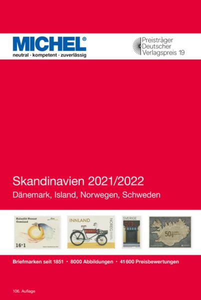 MICHEL Skandinavien-2021