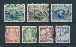 Nederland 1930 Complete jaargang Postfris