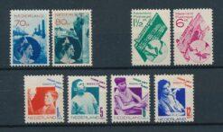 Nederland 1931 Complete jaargang Postfris