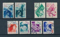 Nederland 1931 Complete jaargang Gestempeld