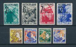 Nederland 1932 Complete jaargang Postfris