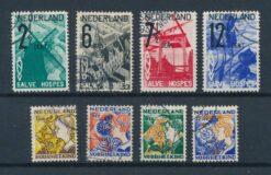 Nederland 1932 Complete jaargang Gestempeld