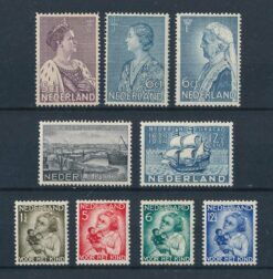 Nederland 1934 Complete jaargang Postfris