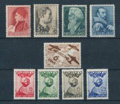 Nederland 1935 Complete jaargang Postfris