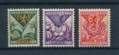 Nederland 1925 Complete jaargang Postfris