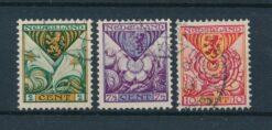 Nederland 1925 Complete jaargang Gestempeld