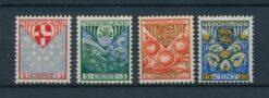 Nederland 1926 Complete jaargang Postfris