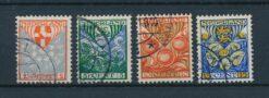 Nederland 1926 Complete jaargang Gestempeld