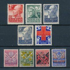 Nederland 1927 Complete jaargang Postfris